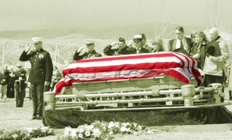 Chance funeral