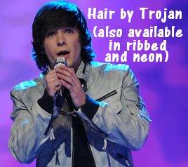 Trojan hair