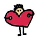 Cartoon-heart-hug