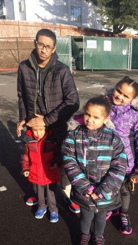 Lynette's kids