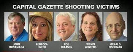 Gazette victims