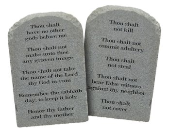 Commandments
