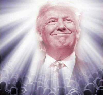 Trump messiah