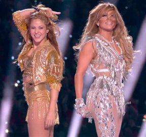 Shakira jlo