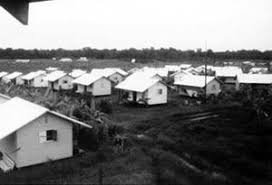 Jonestown houses