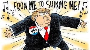 Shining me