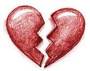 Heart half