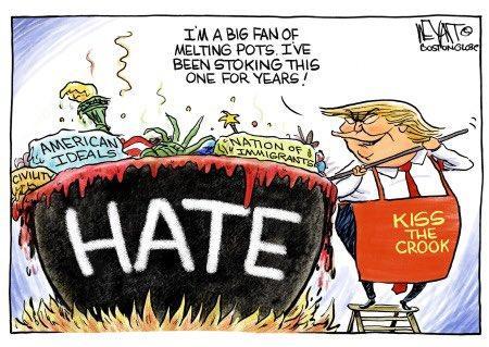 Hate stew