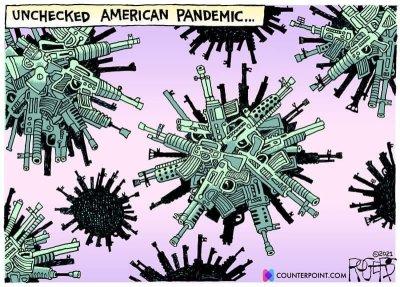 Gun pandemic