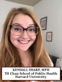 Kendall Sharp MPH