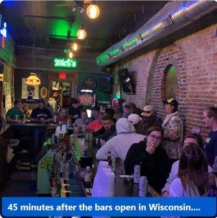 Bar wisconsin