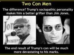 Trump jones