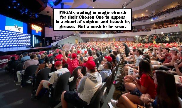 Idiots church