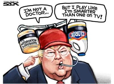 Doctor donald