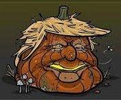 Trump gourd