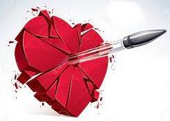 Heart bullet