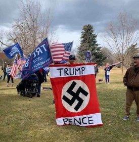 Flag nazi