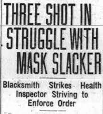 Mask slacker