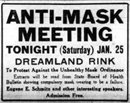 Anti mask