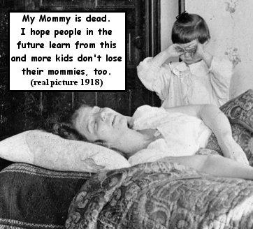 Dead mom